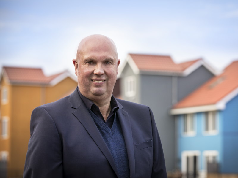 John Schokker Directeur